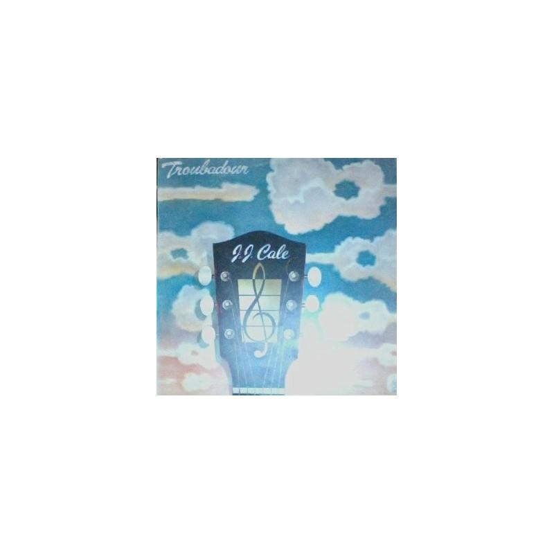 J.J. CALE - Troubadour LP