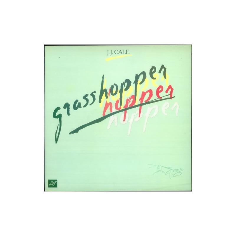J.J. CALE - Grasshopper LP