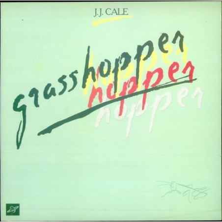 J.J. CALE - Grasshopper LP (Original)