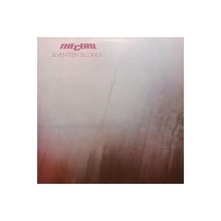 THE CURE - Seventeen Seconds LP (Original)