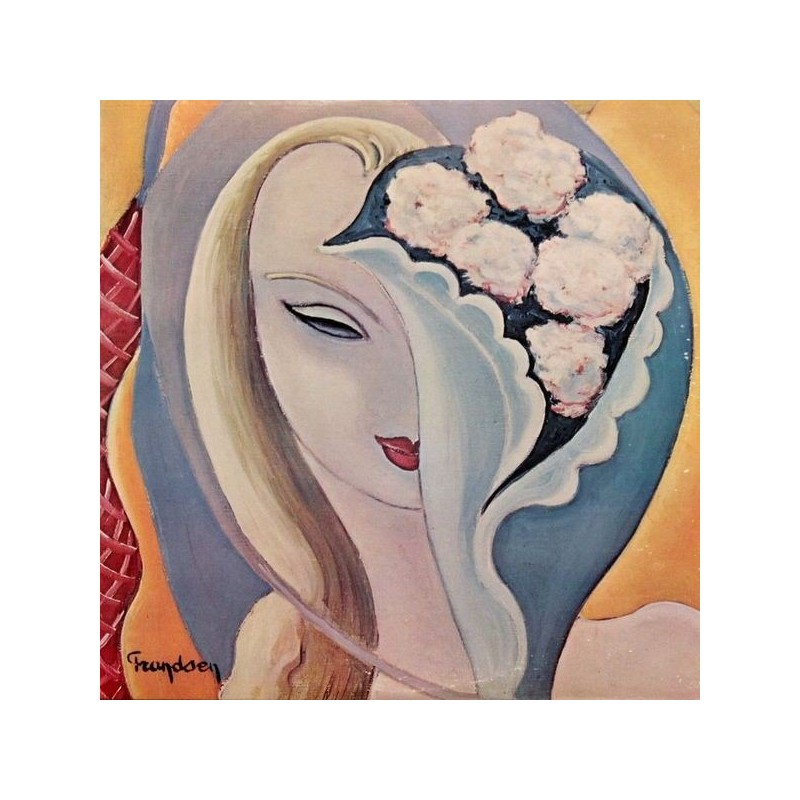 DEREK & THE DOMINOS - Layla LP