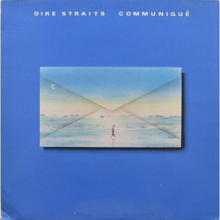 DIRE STRAITS - Communique LP