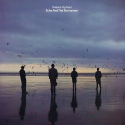 ECHO & THE BUNNYMEN - Heaven Up Here LP