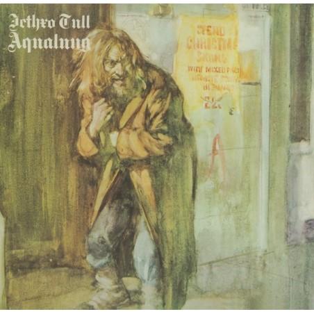 JETHRO TULL - Aqualung LP