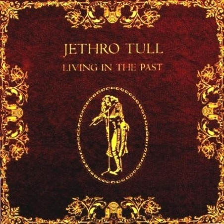 JETHRO TULL - Living In The Past LP