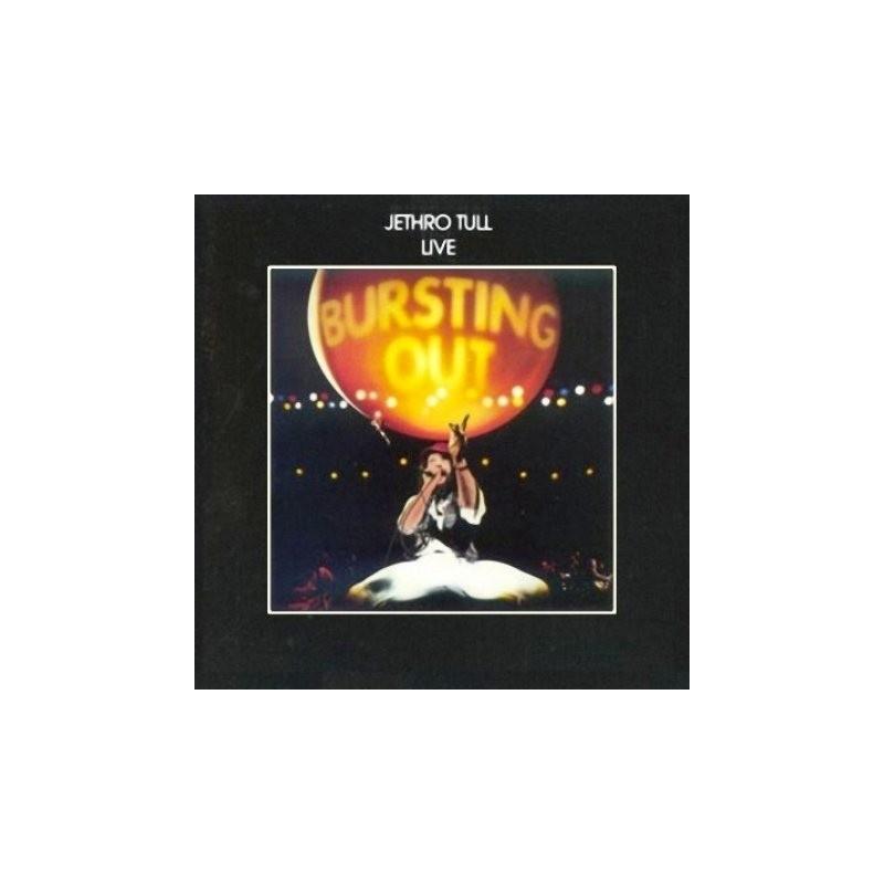 JETHRO TULL - Bursting Out: Live LP