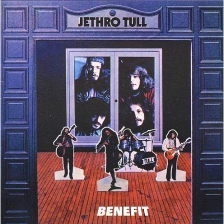 JETHRO TULL - Benefit LP
