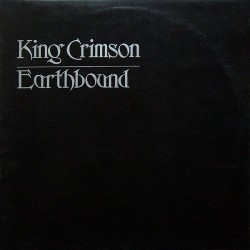 KING CRIMSON - Earthbound LP