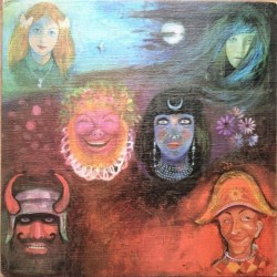 KING CRIMSON - In The Wake Of Poseidon LP