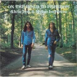 ALVIN LEE & MYLON LEFEVRE - On The Road To Freedom LP