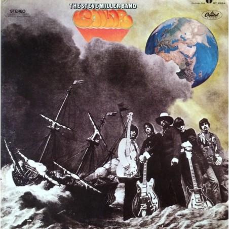 STEVE MILLER BAND - Sailor LP