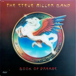 STEVE MILLER BAND - Book Of Dreams LP