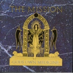 MISSION - God's Own Medicine LP