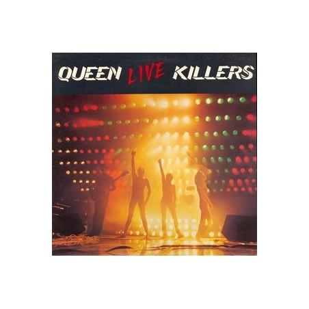 QUEEN - Live Killers LP