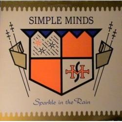 SIMPLE MINDS - Sparkle In The Rain LP
