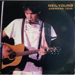 NEIL YOUNG - American Tour 1978 LP