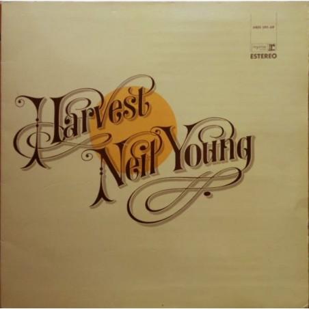 NEIL YOUNG - Harvest LP