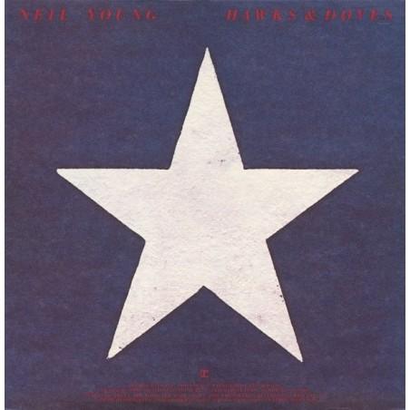 NEIL YOUNG - Hawks & Doves LP