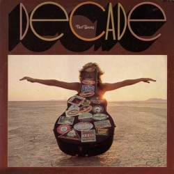 NEIL YOUNG - Decade LP