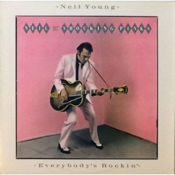 NEIL YOUNG - Everybody's Rockin' LP