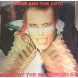 ADAM & THE ANTS - Kings Of The Wild Frontier LP