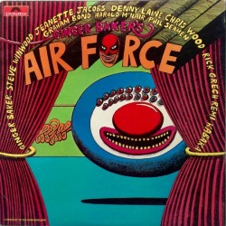 GINGER BAKER'S AIR FORCE - Ginger Baker's Air Force LP