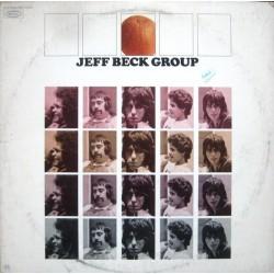JEFF BECK GROUP - Jeff Beck Group LP