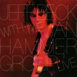 JEFF BECK WITH JAN HAMMER - Live LP