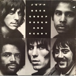 JEFF BECK GROUP - Rough And Ready LP