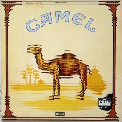 CAMEL - MIRAGE + THE SNOW GOOSE LP