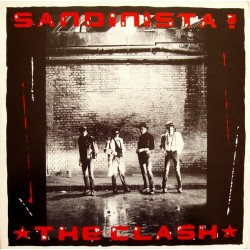 THE CLASH - Sandinista LP