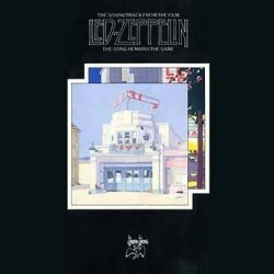LED ZEPPELIN ‎– The Song Remains The Same  LP