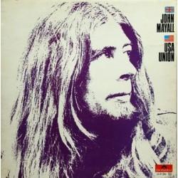 JOHN MAYALL - USA Union LP