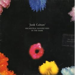 ORCHESTRAL MANOEUVRES IN THE DARK - Junk Culture LP
