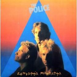 POLICE - Zenyatta Mondatta LP