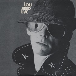 LOU REED - Live LP
