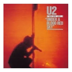 U2 – Live - Under A Blood Red Sky LP