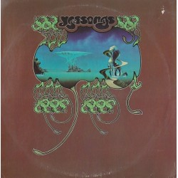 YES ‎– Yessongs LP