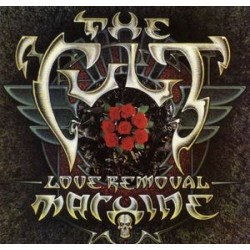 THE CULT - Love Removal Machine 12""