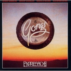 GONG - Expresso II LP