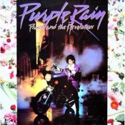 PRINCE AND THE REVOLUTION - Purple Rain  LP