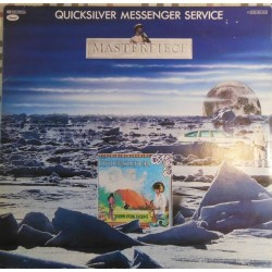 QUICKSILVER MESSENGER SERVICE -  Just For Love LP