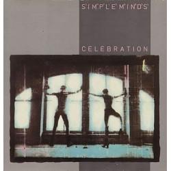 SIMPLE MINDS - Celebration LP
