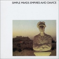 SIMPLE MINDS - Empires And Dance LP