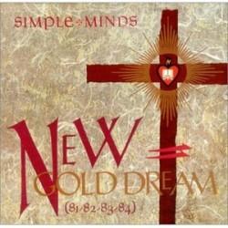 SIMPLE MINDS - New Gold Dream (81-82-83-84) LP