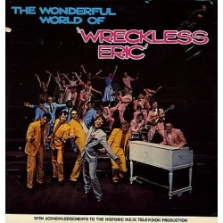 WRECKLESS ERIC - The Wonderful World Of LP