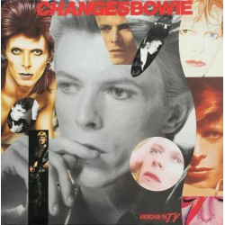 DAVID BOWIE - Changesbowie LP