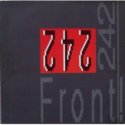 FRONT 242 - Front By Front LP