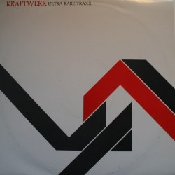 KRAFTWERK - Ultra Rare Traxx LP