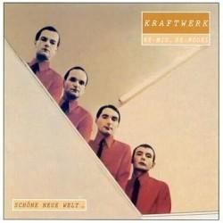 KRAFTWERK - Schöne Neue Welt - Re-Mix, Re-Model LP